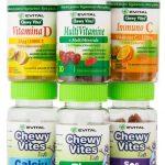 Evital te invită să te bucuri de viaţă cu noile vitamine Chewy Vites!