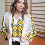 Fosta gimnastă Monica Roşu îmbracă de Paşte ia românească!