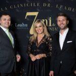 Vedetele au aniversat 7 ani de excelenta alaturi de clinicile Dr. Leahu