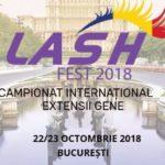 Campionatul International de extensii de gene a ajuns la a doua editie!