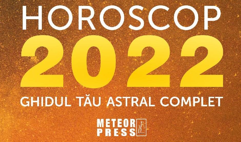 """""""Horoscop 2022. Ghidul tău astral complet"""" de Alice DeVille"""