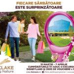 ParkLake lansează campania de Paște: mii de vouchere de cumpărături și o vacanță la Disneyland