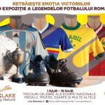 ParkLake îți dă întâlnire cu legendele fotbalului