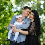 Designerul Andreea Dogaru și-a botezat băiețelul! Speak și Alex Velea au cântat la petrecere