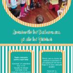 Teatru interactiv pentru copii - Aventurile lui Habarnam și ale lui Stietot