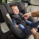 Scaunul de masina pentru copii Nuna NORR si Testul Plus