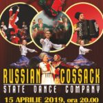 Cazacii Rusiei revin in Romania cu un turneu în 4 orașe!