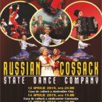 Russian Cossack State Dance Company din Moscova, cea mai bună companie rusească din lume aduce un show uluitor în Cluj Napoca!