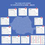 Harta dragostei: cine sunt românii care își caută iubirea online
