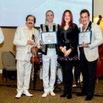 Dolănescu și Botgors, premiați în SUA pentru promovarea folclorului de artista Abigail Budak