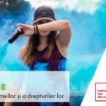 În luna dedicată femeilor, Kaufland România finanțează cinci proiecte pentru promovarea drepturilor lor