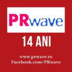 PRwave împlinește 14 ani