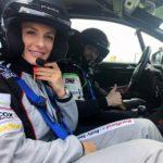 Tenismena Ana Bogdan s-a îndrăgostit de prima mașină electrică de curse!
