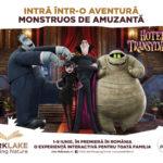 Trăiește experiența HOTEL TRANSYLVANIA în premieră la ParkLake
