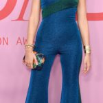 Halima Aden și Karolina Kurkova au purtat TOMMY HILFIGER  la  CFDA Fashion Awards 2019