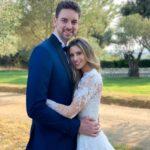 Pau Gasol a purtat o tinuta Tommy Hilfiger la nunta sa cu Catherine McDonnell