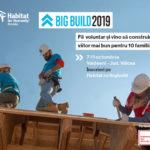 Habitat for Humanity România construiește 10 case, în 5 zile, pentru 10 familii!