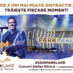 În septembrie ai de trei ori mai multă distracție, la ParkLake Shopping Center! Concert aniversar Ștefan Bănică, premii și activități