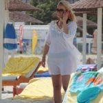 Cat de sexy este Ramona Ioana Bruynseels la plaja!