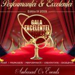 Helmut Duckadam, Andreea Marin, Cătălin Botezatu, Mirela Vaida şi Kira Hagi nominalizaţi la Gala Performanţei şi Excelenţei 2019