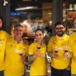 """The Iconic Estate sprijină prima participare a delegației românești la World Blind Tasting Championships, campionatul mondial de degustare organizat de """"La Revue du Vin de France"""""""