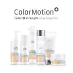 Color Motion⁺ – Culoare + rezistență, acum împreună!