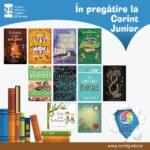 Cele mai asteptate titluri Corint Junior în 2020