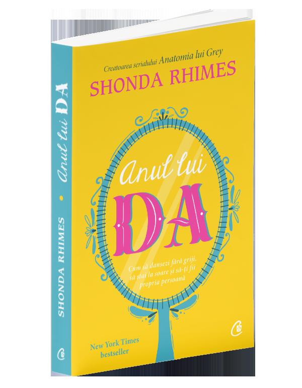 """Shonda Rhimes, creatoarea serialului Anatomia lui Grey, scrie o carte despre """"Anul lui DA"""""""