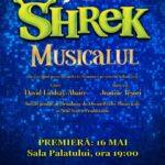 Shrek Musicalul – Premiera Nationala pe 16 mai la Sala Palatului