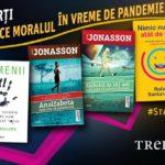 Top 6 cărți care să ne ridice moralul în vreme de pandemie, de la Editura Trei #TotulVaFiBine