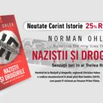 """""""Naziștii și drogurile"""" de Norman Ohler, noutate Corint Istorie"""
