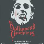 Alice Cooper, Johnny Depp si Joe Perry revin la Bucuresti cu Hollywood Vampires