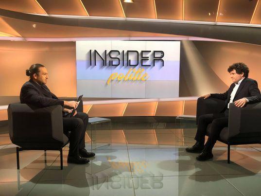 Nicușor Dan, primarul Bucureștiului, este invitatul lui Sebastian Zachmann la Insider Politic