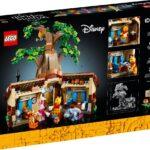 Grupul LEGO mizează pe nostalgie cu noul set  LEGO® IDEAS Winnie the Pooh