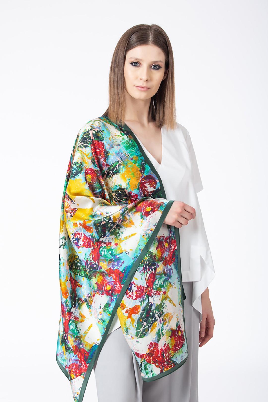Andrea Tincu primavara-vara 2021: o colectie cu formula complexa, dar usor de purtat si de integrat intr-o garderoba cu spirit atemporal