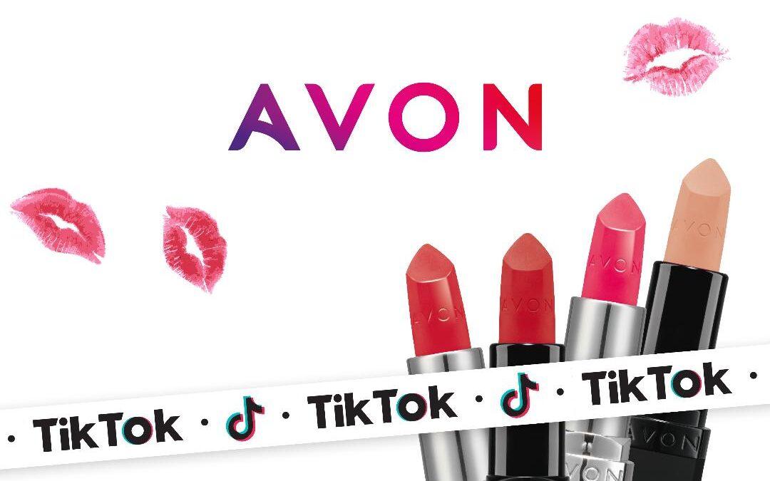 AVON lansează primul cont TikTok din România donat comunității