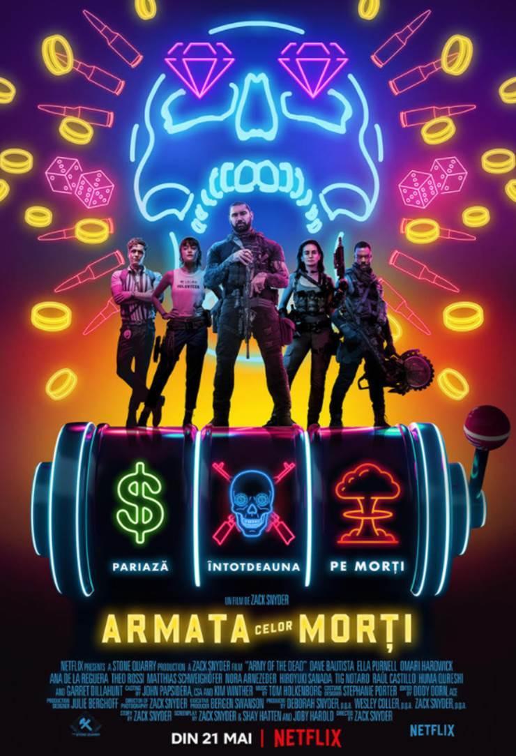 Army Of The Dead – din 21 mai pe Netflix