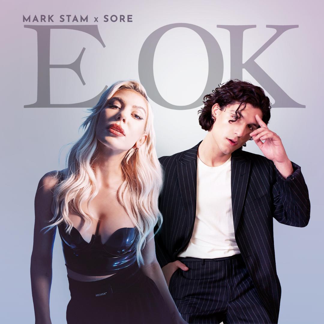 """Mark Stam și Sore spun că """"e ok să nu fii ok"""". Artiștii lansează piesa E ok"""