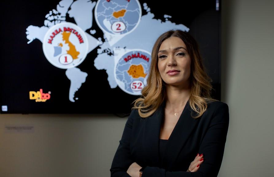 Loredana Beștea, CEO-ul celei mai de succes francize românești de fast-food