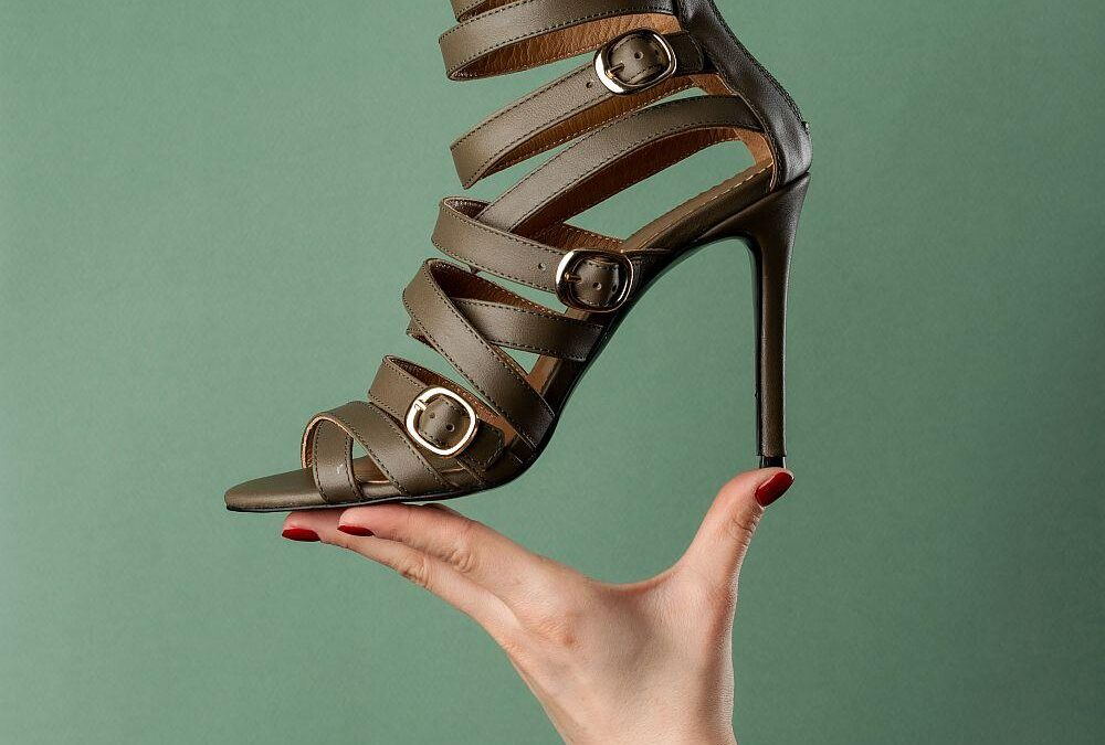 The Hush Shoes – Attitude on heels & more
