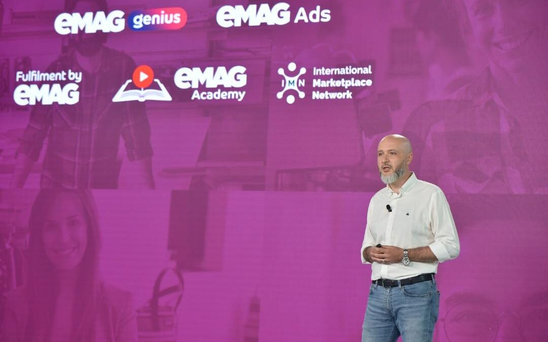 Ecosistemul eMAG Marketplace a crescut cu 80% într-un an și a ajuns la 36.000 de selleri