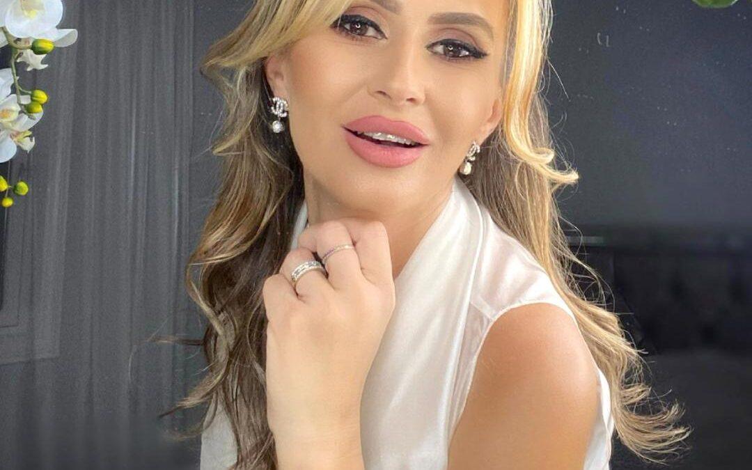 Crina Abrudan și-a remodelat buzele cu metoda M-Technique by Dr. Iancu Morad
