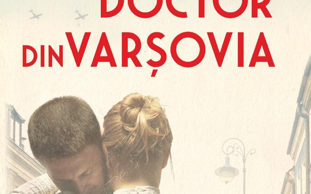 """Noutati de la editura Meteor Publishing: """"Bunul doctor din Varșovia"""" de Elisabeth Gifford si """"Viața și importanța grăsimii în organism"""" de Dr. Sylvia Tara"""