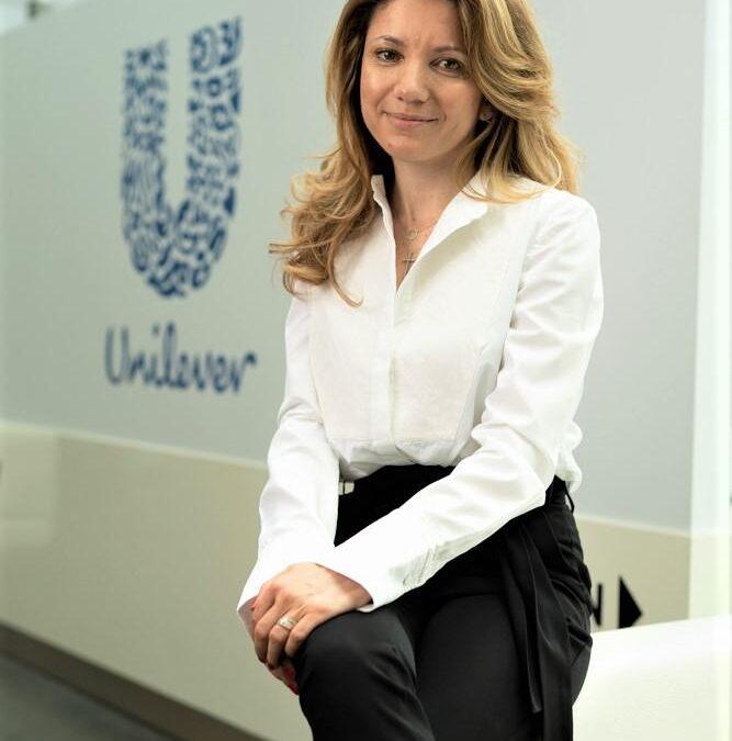 Cristina Dima se alătură boardului Unilever South Central Europe ca Marketing Lead Beauty and Personal Care