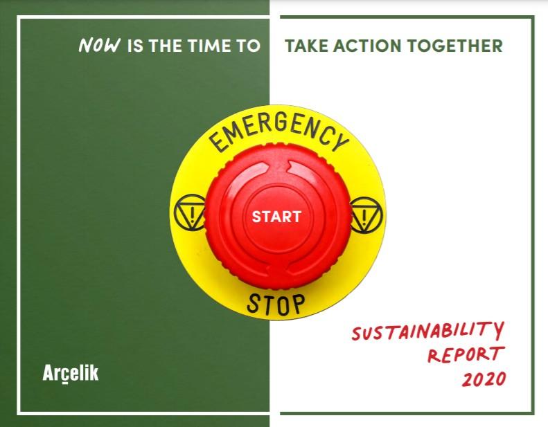 Raportul de Sustenabilitate Arçelik 2020: Jumătate din cifra de afaceri provine din vânzarea de produse eficiente din punct de vedere energetic