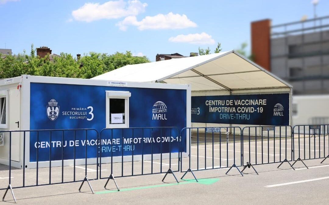 Anchor Grup sprijină autoritățile locale în lupta împotriva COVID 19 și anunță deschiderea de unități de vaccinare în parcările centrelor sale comerciale