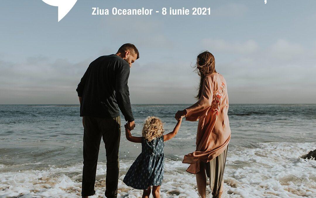 Ziua Mondială a Oceanelor- Împreună putem proteja apele planetei!