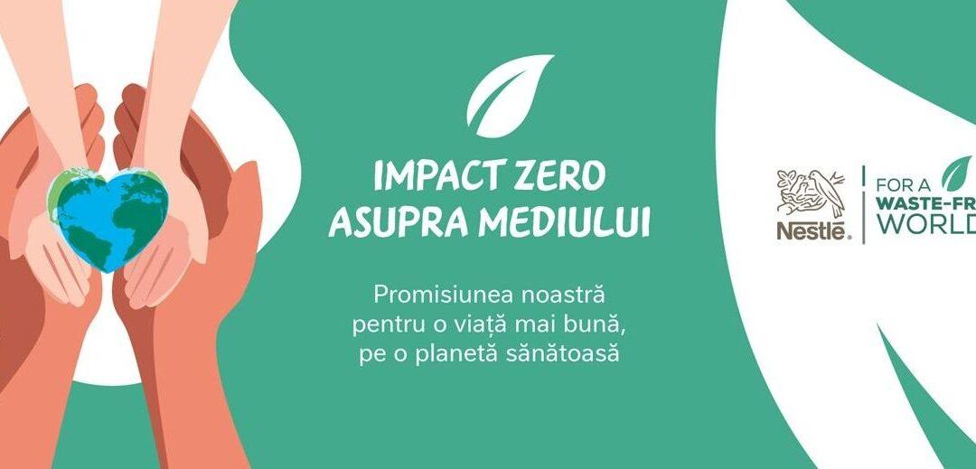 """Nestlé continuă și în această vară campania de conștientizare- """"Nu risipi cât poți iubi""""/""""Less Waste More Love"""""""
