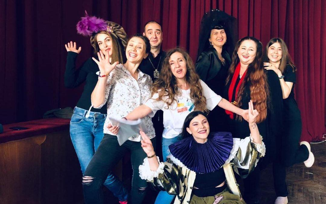Teatrul Arthesium,  cursuri de teatru și actorie pentru începători