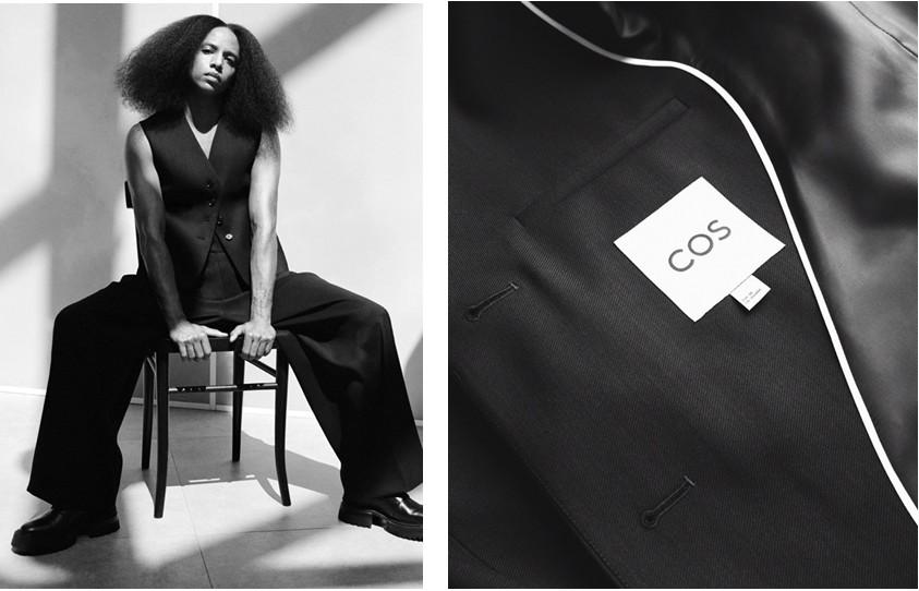 COS anunță debutul in cadrul London Fashion Week :  colecția AW21  într-un show hibrid